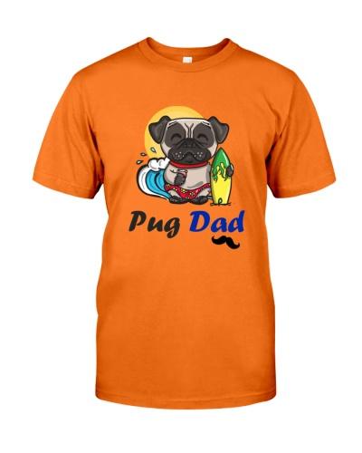 Pug Surfing
