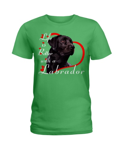 Labrador Life Is Better