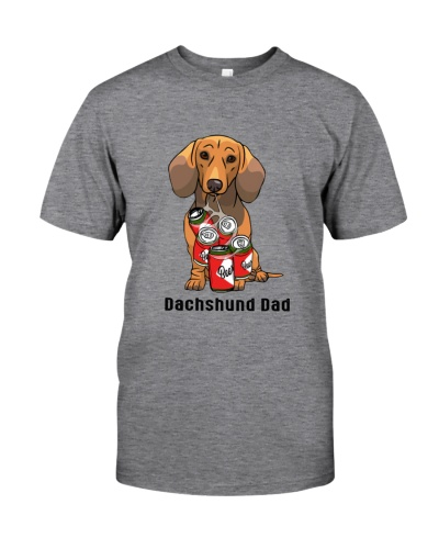 dachshund Beer Dad