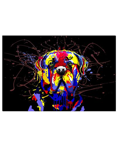 Bullmastiff Color