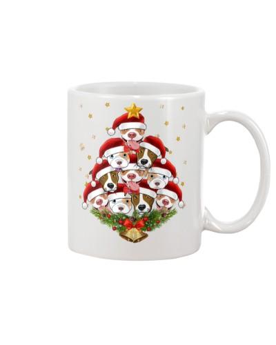 Pitbull christmas Tree