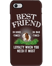 Guinea Pig Best Friend Loyalty When You Need It Phone Case thumbnail