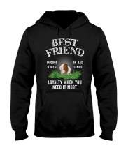 Guinea Pig Best Friend Loyalty When You Need It Hooded Sweatshirt front