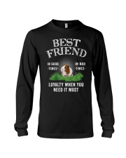 Guinea Pig Best Friend Loyalty When You Need It Long Sleeve Tee thumbnail