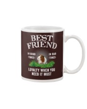Guinea Pig Best Friend Loyalty When You Need It Mug thumbnail
