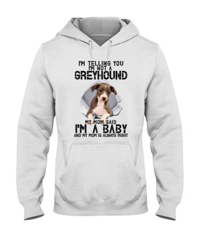 Greyhound Im A Baby
