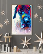 Great Dane color 11x17 Poster lifestyle-holiday-poster-1