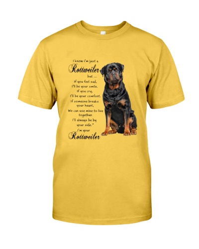 Rottweiler be your smile