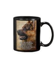 German shepherd poster Mug thumbnail