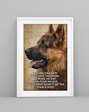 German shepherd poster 11x17 Poster lifestyle-poster-5