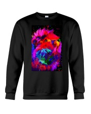 Guinea Pig Water Color Phone Case Crewneck Sweatshirt thumbnail