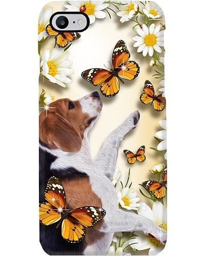 Beagle Flower Butterfly