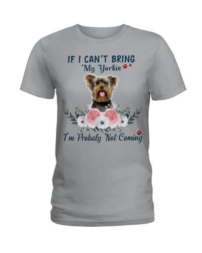 If You Can't Bring  My Yorkie