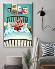 French Bulldog Book 16x24 Poster lifestyle-poster-1