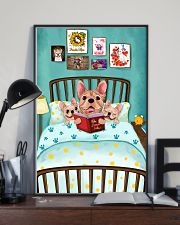French Bulldog Book 16x24 Poster lifestyle-poster-2