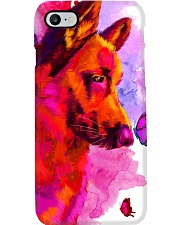 German Shepherd Buterfly Water Color Phone Case thumbnail