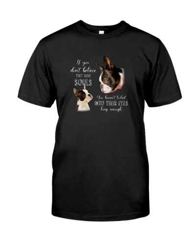 Boston terrier they have souls