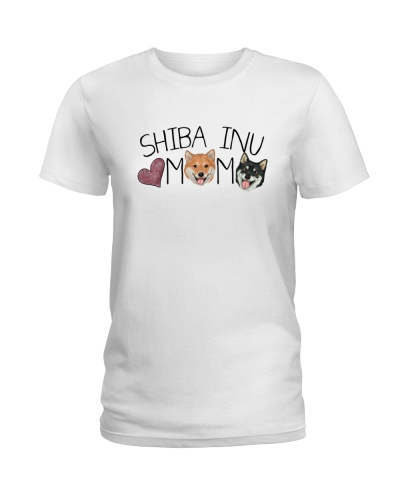 Shiba Inu Dog Mom
