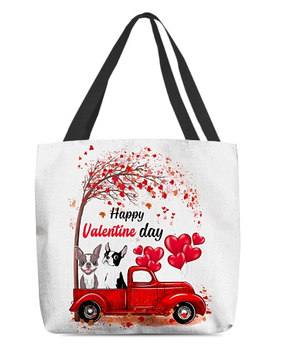 Boston Terrier Car valentine