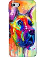 Great Dane Water Color Art Flow Q10 Phone Case thumbnail