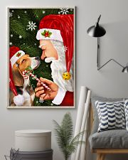 Beagle Poster Noel Gift 16x24 Poster lifestyle-poster-1