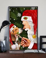 Beagle Poster Noel Gift 16x24 Poster lifestyle-poster-2
