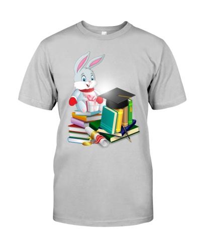 Rabbit Graduating