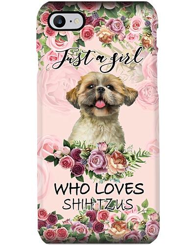 Shih Tzu Girl Love