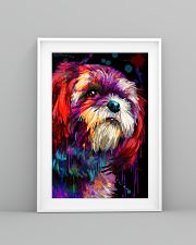 Shih Tzu Water Color 16x24 Poster lifestyle-poster-5