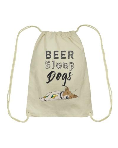 Dog Sleep Beer