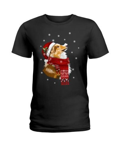 Sheltie Christmas gift