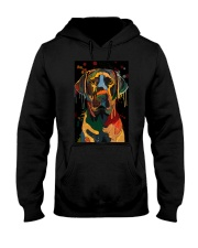 Labrador Water Color Art Flow Unique One ZX101 Hooded Sweatshirt thumbnail
