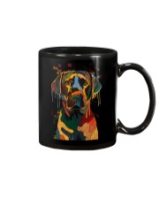 Labrador Water Color Art Flow Unique One ZX101 Mug thumbnail
