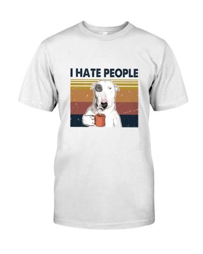 Bull Terrier Hate