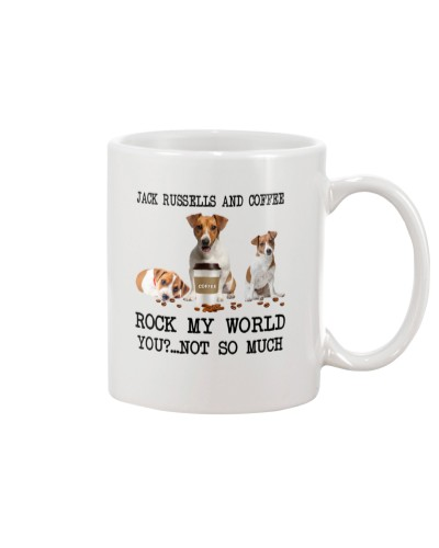 Jack Russells And Coffee