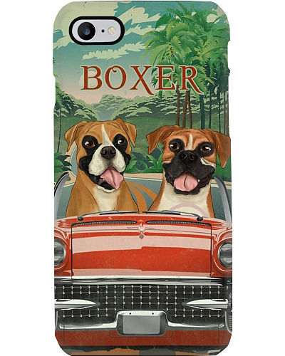 Boxer Holiday