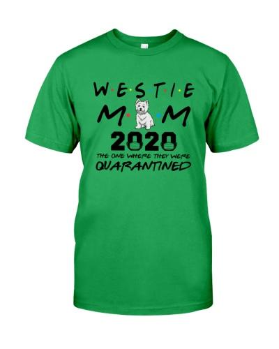 Westie Quarantined 2020