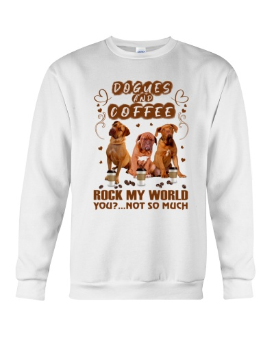 Dogue And Coffee Rock My World