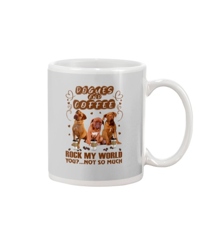 Dogue And Coffee Rock My World
