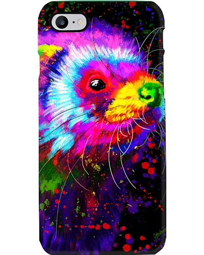 Ferret Water Color Phone Case