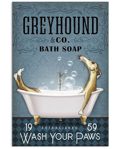 Greyhound Bathtub