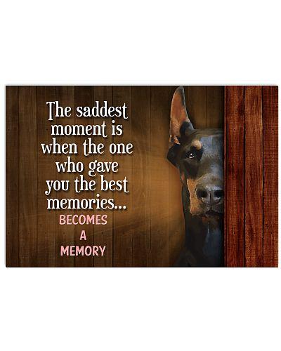 Doberman memory