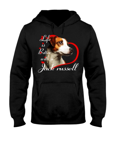Jack Russell Life Is Better