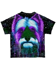 Westie Water All-over T-Shirt back
