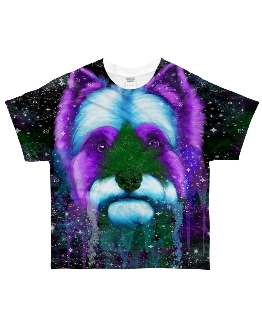Westie Water All-over T-Shirt