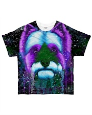 Westie Water All-over T-Shirt front