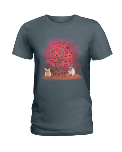 Rabbit tree love