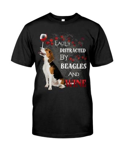 Beagle wine