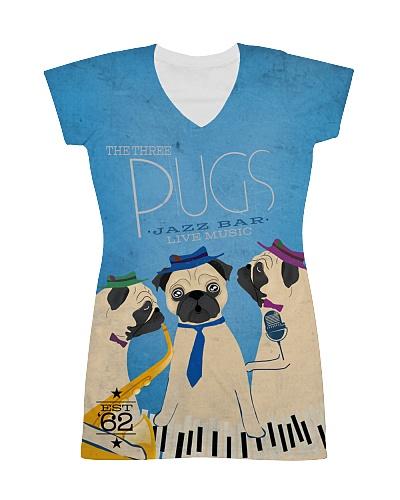 Pug the three