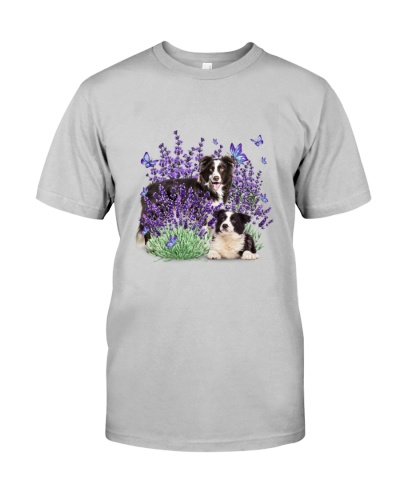 Border Collie Flower